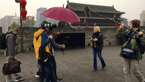 和而不同 ——专访中国国际广播电台俄语部外籍专家安娜